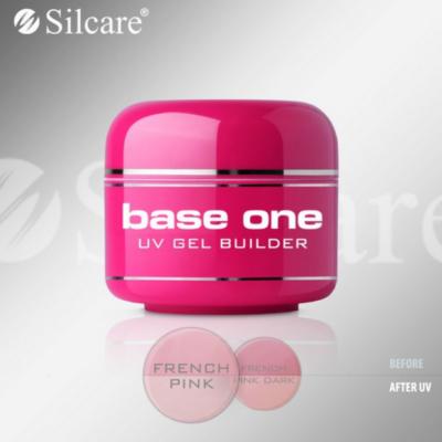 Silcare körömépítő zselé French Pink 15g