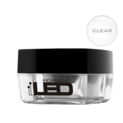 Silcare High Light LED Cover gel 30g Építőzselé