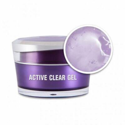 Active Clear - Átlátszó műkörömépítő zselé 5g