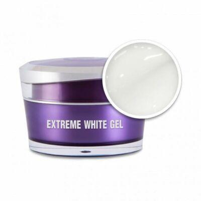 Perfect Nails Extreme White - Fehér műkörömépítő zselé 15g