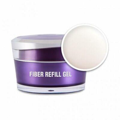 Perfect Nails Fiber Refill - Fehér - Üvegszálas építő zselé 15g