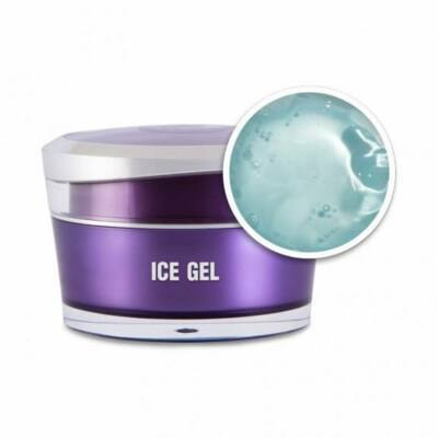 Perfect Nails ICE GEL - Átlátszó műkörömépítő zselé 30g