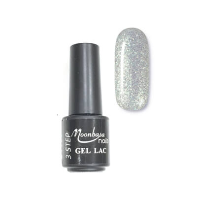 Moonbasanails 3 step lakkzselé 4ml #121