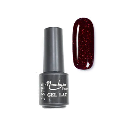 Moonbasanails 3 step lakkzselé 4ml #128