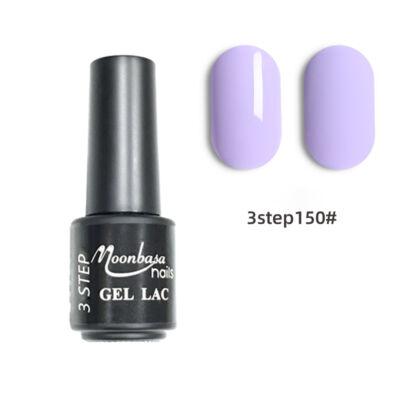 Moonbasanails 3 step lakkzselé 4ml #150 Orgona