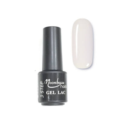 Moonbasanails 3 step lakkzselé 4ml #31 Tejfehér