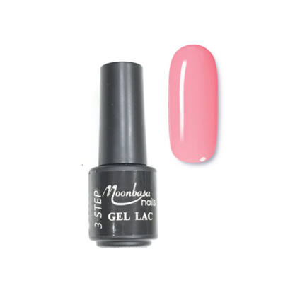 Moonbasanails 3 step lakkzselé 4ml #39 Pink