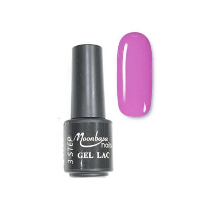 Moonbasanails 3 step lakkzselé 4ml #46 Flamingó rózsaszín