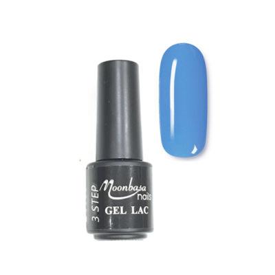 Moonbasanails 3 step lakkzselé 4ml #52 Világos kék