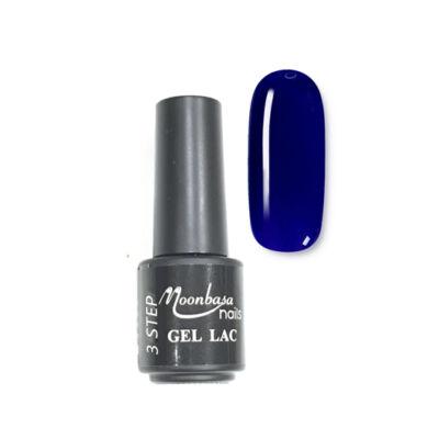 Moonbasanails 3 step lakkzselé 4ml #57 Sötét kék