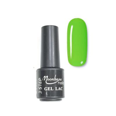 Moonbasanails 3 step lakkzselé 4ml #71 Világos neon zöld
