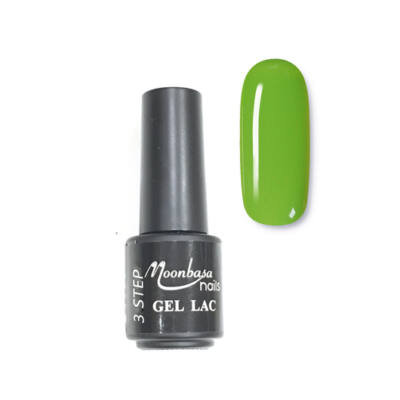 Moonbasanails 3 step lakkzselé 4ml #73 Liba zöld