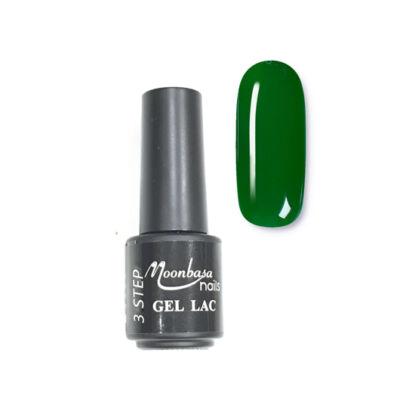 Moonbasanails 3 step lakkzselé 4ml #75 Méreg zöld