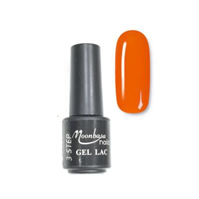 Moonbasanails 3 step lakkzselé 4ml #78 Neon narancs