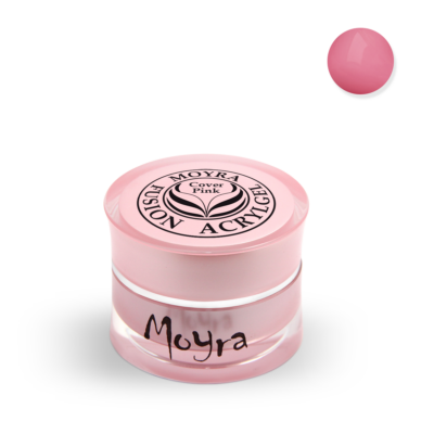 Moyra Fusion Acrylgel 5g Transparent Pink