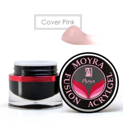 Moyra Fusion Acrylgel tégelyes 30ml Cover Pink