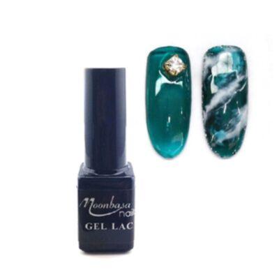 Moonbasanails Amber Glass géllakk #468
