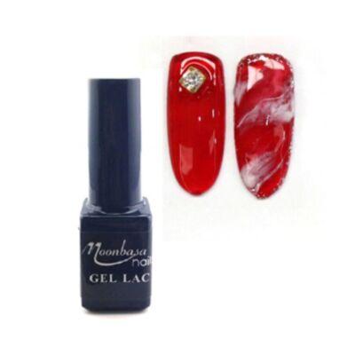 Moonbasanails Amber Glass géllakk #465