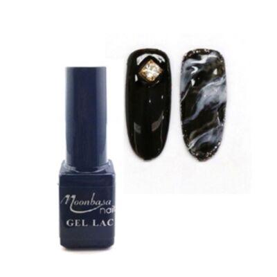 Moonbasanails Amber Glass géllakk #464