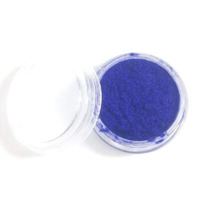 Bársonypor 10 Sötét kék