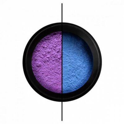 Körömdíszítő Thermo por - Blue/Purple - Perfect Nails