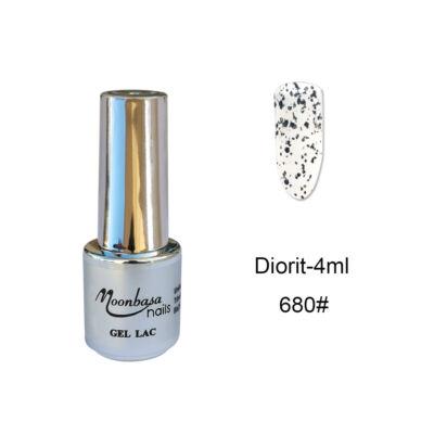 Moonbasanails Diorit Géllakk #680 Clear