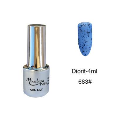 Moonbasanails Diorit Géllakk #683 Kék