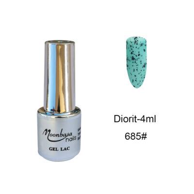 Moonbasanails Diorit Géllakk #685 Zöld