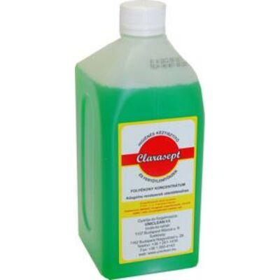 Clarasept Soft - higiénés kéztisztító és fertőtlenítő szappan 1000ml
