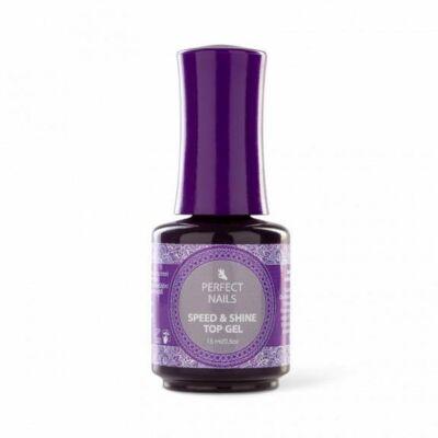 Speed & Shine Top Gel - Fényzselé 15ml Perfect Nails