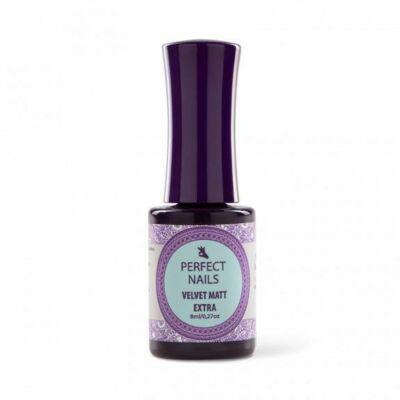 Velvet Matt Top Extra - Matt Fényzselé 8ml Perfect Nails