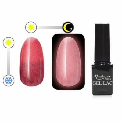 Moonbasanails 3in1 Fur Effect géllakk #484