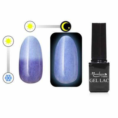 Moonbasanails 3in1 Fur Effect géllakk #485