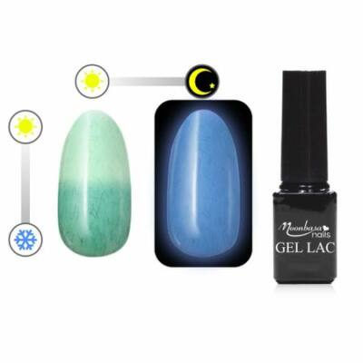 Moonbasanails 3in1 Fur Effect géllakk #494