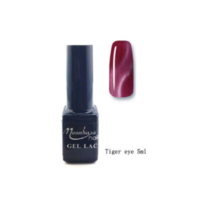 Moonbasanails tiger eye géllakk #815