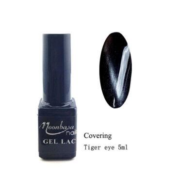Moonbasanails Tiger eye Covering géllakk #852