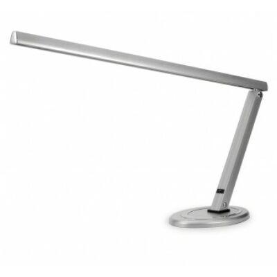 Műkörmös asztali lámpa 12W ezüst