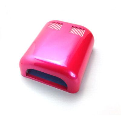 UV lámpa 4*9W pink