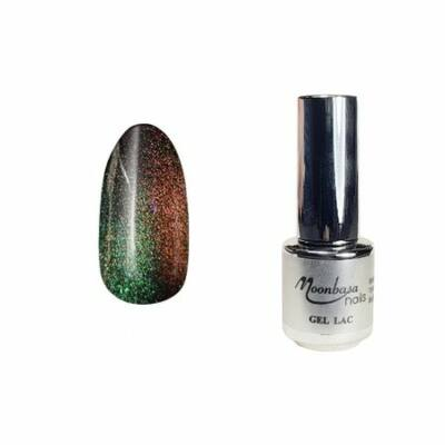 Moonbasanails 5D Magic Eye Géllakk 4ml #750