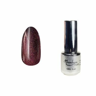 Moonbasanails 5D Magic Eye Géllakk 4ml #752