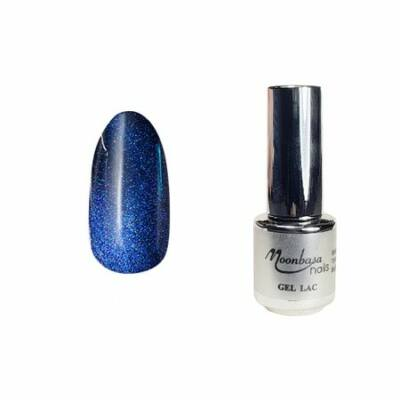 Moonbasanails 5D Magic Eye Géllakk 4ml #754