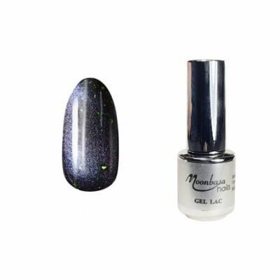 Moonbasanails 5D Magic Eye Géllakk 4ml #758