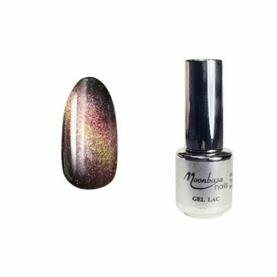 Moonbasanails 5D Magic Eye Géllakk 4ml #760