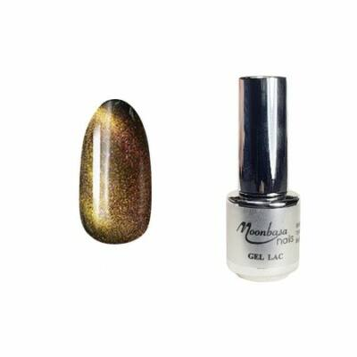 Moonbasanails 5D Magic Eye Géllakk 4ml #761