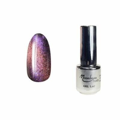 Moonbasanails 5D Magic Eye Géllakk 4ml #762