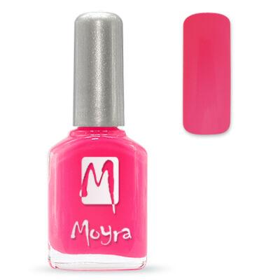 Moyra körömlakk 64 - Neon pink