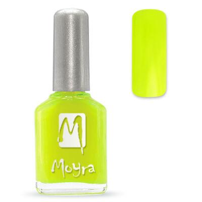 Moyra körömlakk 65 - Neon sárga