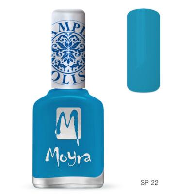 Moyra nyomdalakk SP22 Kék