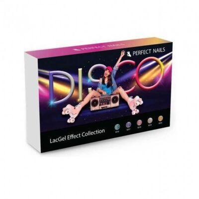 LacGel Effect - Disco Gél Lakk szett 5x8ml