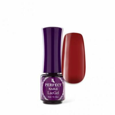 LacGel #007 Gél Lakk 4ml Hot Red